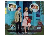 """""""Goodnight Kiss """" July 28  1962"""