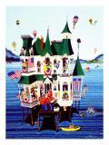 """""""Lake House """" July/Aug 1983"""