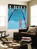 Heron at Pool