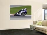 Motorcycle in Motion  Ama Superbike Race  Mid Ohio Raceway  Ohio  USA