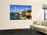 Burj Al Arab and Medinat Hotels