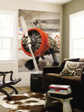 1930s-Era Number 44 We Will Racing Airplane  Weddel-Williams Air Racing Museum  Patterson  LA