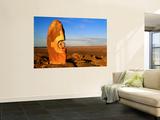 Bajo El Sol Jaguar' Sculpture on Sundown Hill  Living Desert Reserve