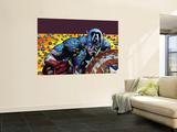 Captain America: Reborn No4 Cover: Captain America