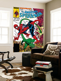 Amazing Spider-Man No318 Cover: Spider-Man and Scorpion