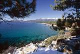 Crystal Bay View  Lake Tahoe  Nevada