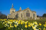Church In Spring
