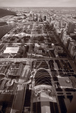Chicago's Front Yard BW