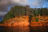 Cliffs Of Apostle Islands National Lakeshore