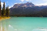 Summer Day at Emerald Lake  Canada