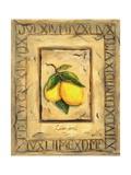 Italian Fruits Lemons