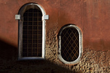 Traditional Venetian Windows  Venice  Italy