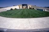 Opus One Winery Building  Napa Valley  CA