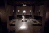 Great Kiva Spirit Aztec Ruins National Monument BW