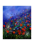 Wild Flowers 789070 Reproduction d'art par Pol Ledent