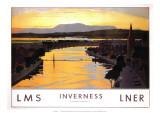 Inverness  LMS/LNER  c1923-1947