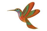 Hummingbird Cameo