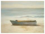 Tranquil Shore Reproduction d'art par A. Micher