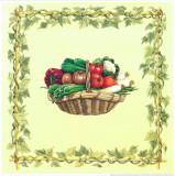 Basket Of Vegetables I