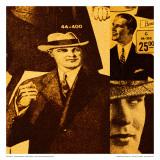 Vintage Menwear 1925 (Yellow)