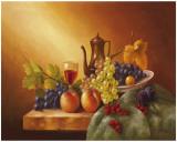 Still Life With Fruits I
