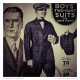 Vintage Boywear 1925