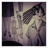 Vintage Girlwear 1925