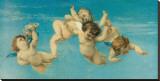 La naissance de Vénus (détail) Tableau sur toile par Alexandre Cabanel