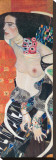 Salomé Tableau sur toile par Gustav Klimt