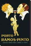 Porto Ramos-Pinto Tableau sur toile par René Vincent
