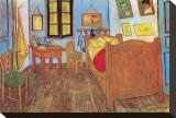 La chambre de Van Gogh à Arles Tableau sur toile par Vincent Van Gogh