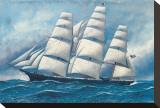 La gloire des mers Tableau sur toile par Antonio Jacobsen