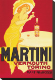 Martini and Rossi, Vermouth Torino Tableau sur toile