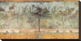 Art de Pompeï- Fresque de jardin I Tableau sur toile