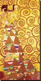 Die Erwartung Tableau sur toile par Gustav Klimt