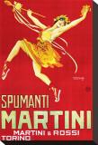 Martini & Rossi - Spumanti Martini Tableau sur toile