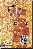L'étreinte Tableau sur toile par Gustav Klimt