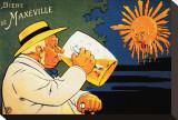 Bière Maxeville Tableau sur toile