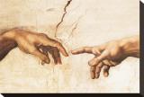 Creation of Adam (detail)