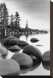 Shoreline, Lake Tahoe Tableau sur toile