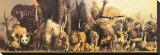 Arche de Noé Tableau sur toile par Haruko Takino