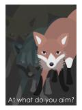 Fox in Gray