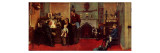 Norman Rockwell Visits a Family Doctor Giclée par Norman Rockwell