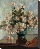 Chrysanthemums  c1882