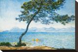 Antibes, c.1888 Tableau sur toile par Claude Monet