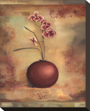 Pink Orchid in Vase I