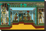 Tomb of Anubis the God of Dead