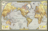 World Map 1943
