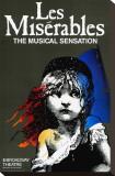 Les Miserables (Broadway) Tableau sur toile