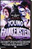 Young Frankenstein Tableau sur toile